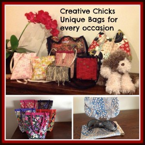 Creative Chicks Collage