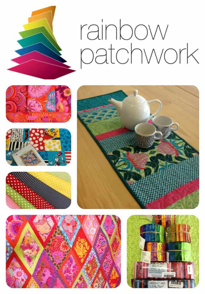 Rainbow Patchwork