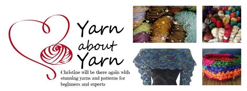 Yarn about Yarn Collage
