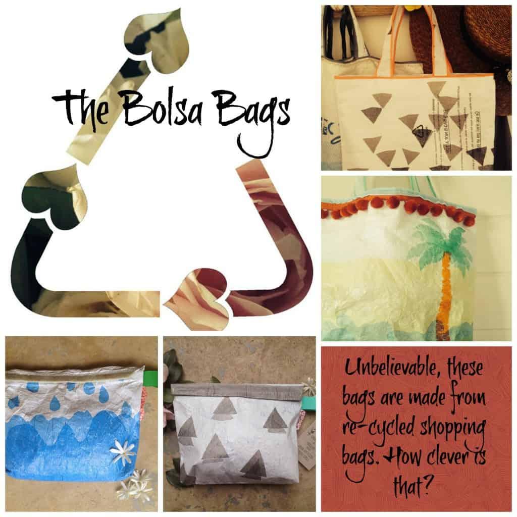 Bolsa Bags collage