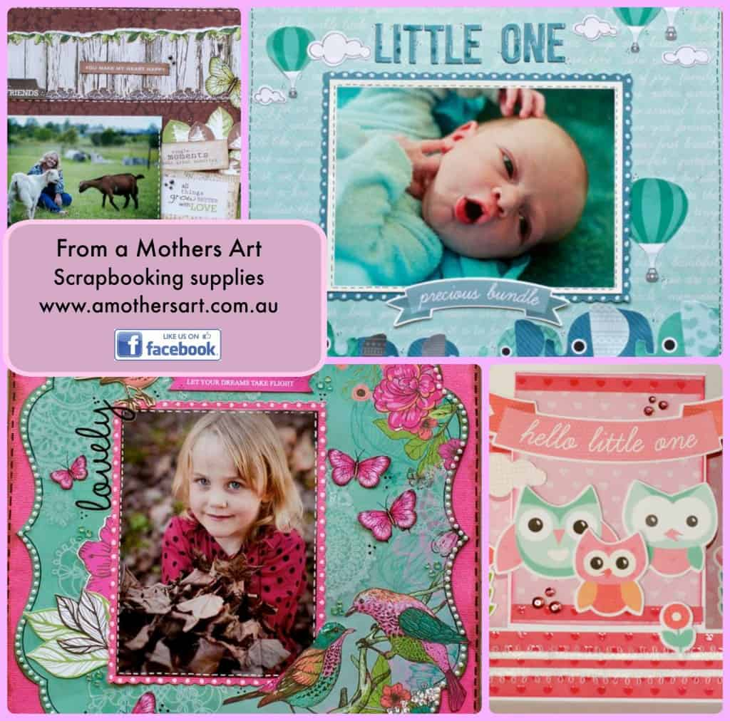 a mothers art Collage