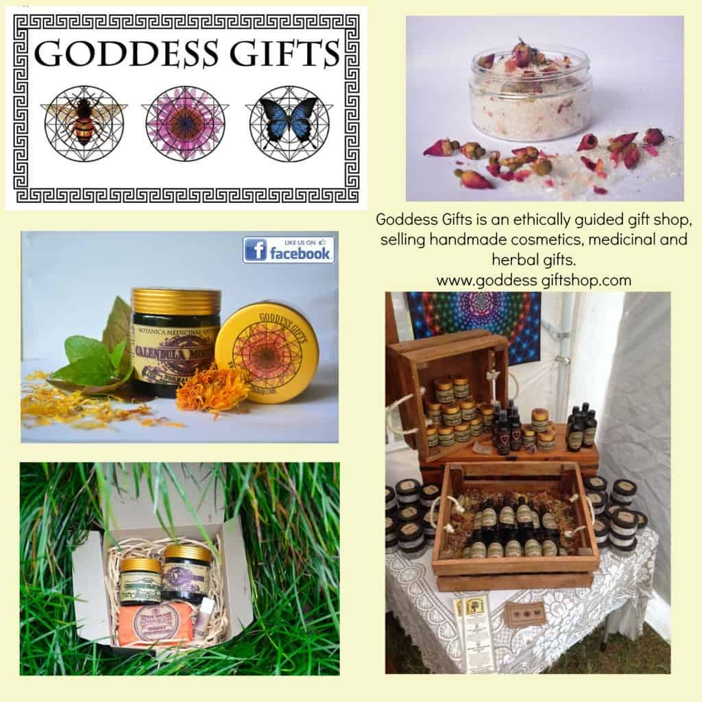 goddess gifts Collage