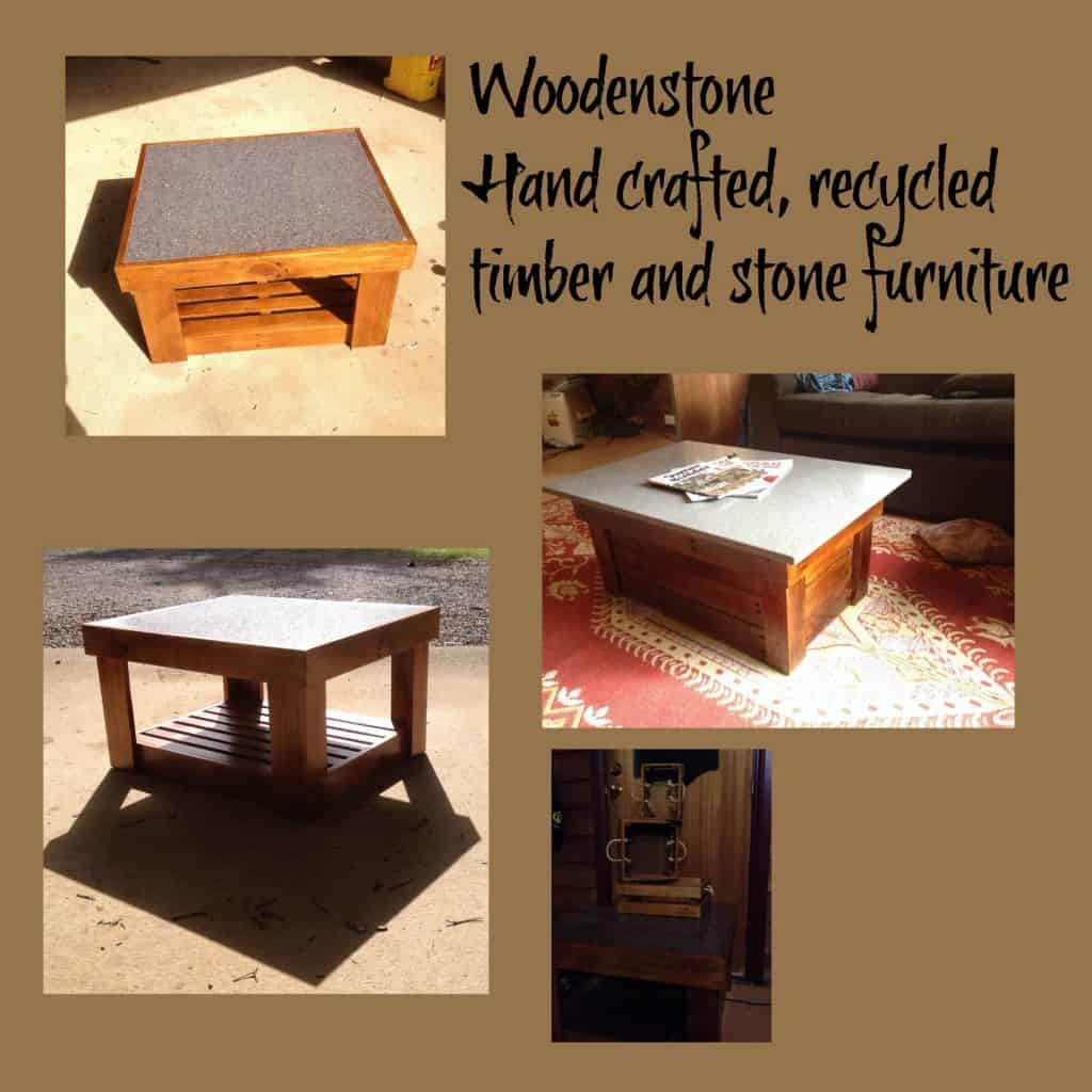woodenstone Collage
